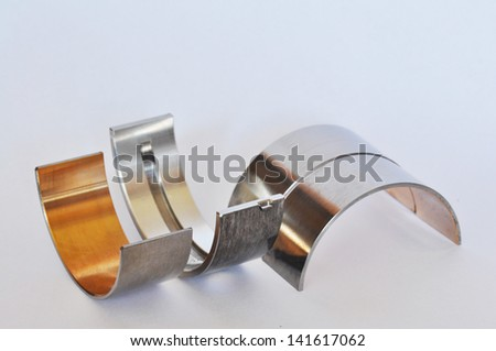 half bearing - stock photo
