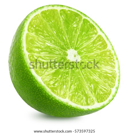 how to cut a lime