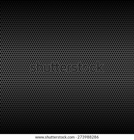 Halftone seamless pattern. Abstract background with black dots.