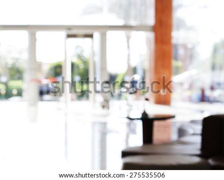 Hall.. - stock photo