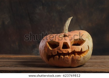 Halloween Pumpkin Stock Images, Royalty-Free Images & Vectors ...