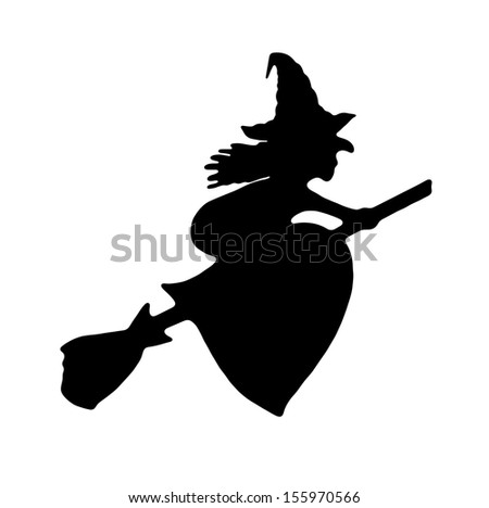 Halloween sign and icon - stock photo