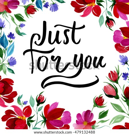 Hand drawn poster just you quote stock illustration 479132488 hand drawn poster just you quote stock illustration 479132488 shutterstock m4hsunfo Images