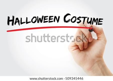costumer writing