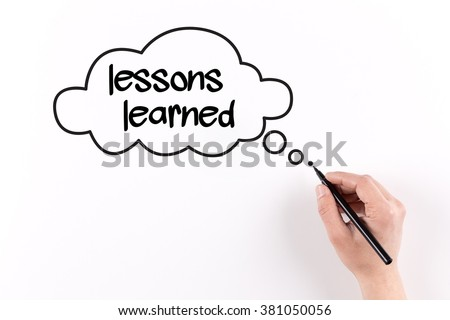 lessons learned paper Lessons learned on promoting better links between research and policy in latin america | 5 1 introduction why write this paper how often do we stop to reflect on.