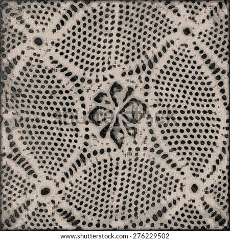 handmade doily background grunge texture crochet