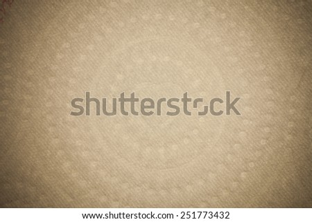 Handmade mulberry paper. - stock photo