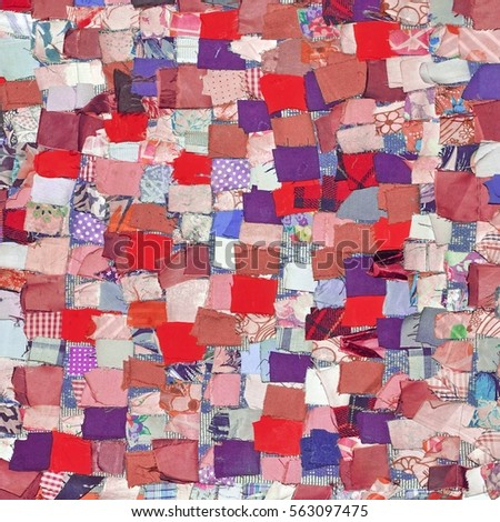 Handmade Patchwork Quilt Background Abstract Colorful Stock Photo ... : patchwork quilt handmade - Adamdwight.com