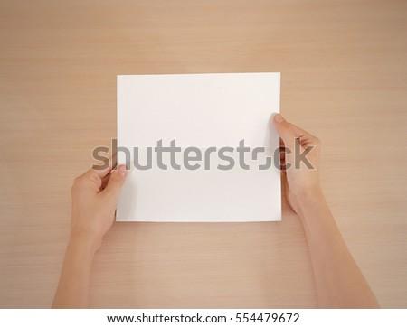 cardboard brochure holder template - stock images royalty free images vectors shutterstock