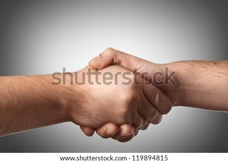handshake High resolution