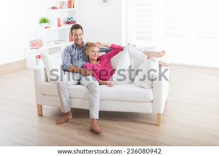image White couple improving their relationships