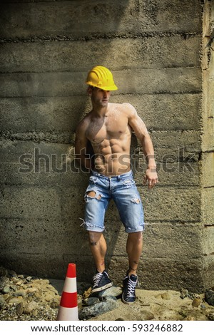 Shirtless Stock Images Royalty Free Images Amp Vectors