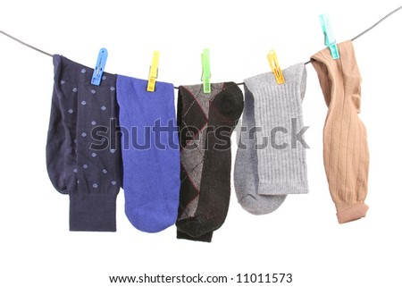 Hanging Socks