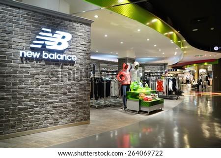 new balance shopping