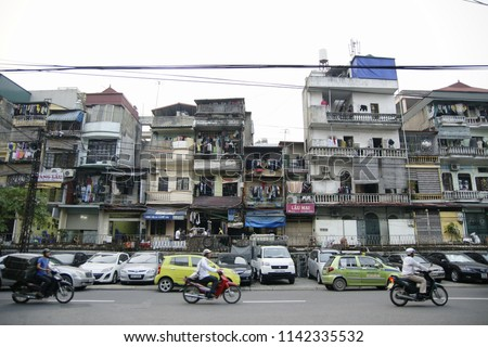 stock-photo-hanoi-vietnam-october-crowde