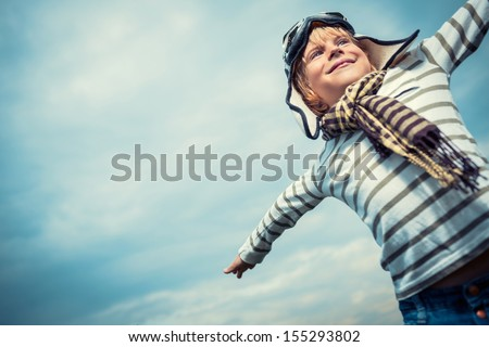Happiness - stock photo