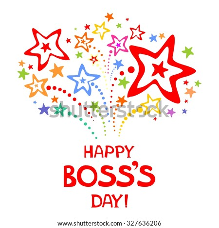 Happy Boss Day Stock Images, Royalty-Free Images & Vectors ...