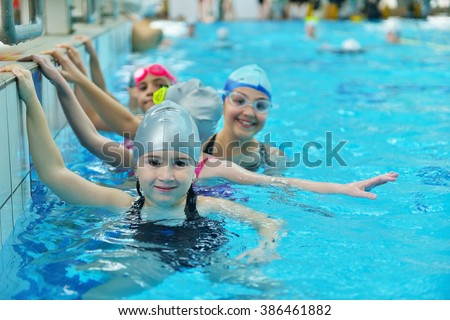 Kids Public Swimming Pool indoor swimming pool stock images, royalty-free images & vectors