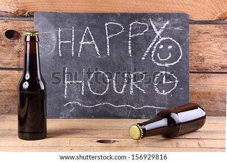 Happy hour - stock photo