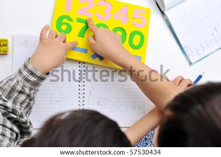 happy kids - stock photo