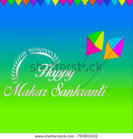 Happy makar sankranti greetings sun stock illustration 790802422 happy makar sankranti greetings with sun m4hsunfo