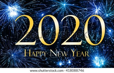 Happy New Year 2018 Stock Illustration 418079221 ...