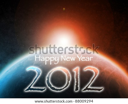 Happy New Year 2012, Happy Apocalypse