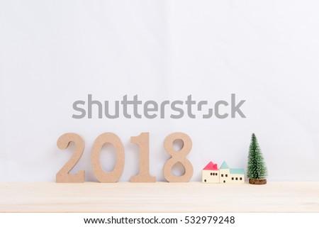 New model house 2018