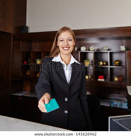 Hotel-receptionist Stock Images, Royalty-Free Images ...