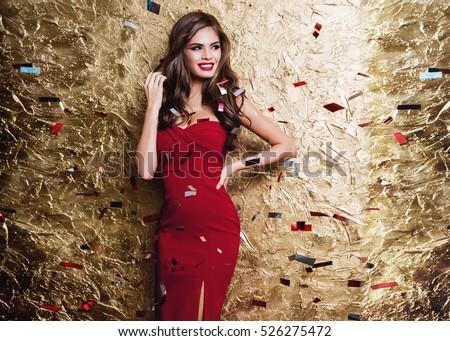 Colorful Fashion Dresses