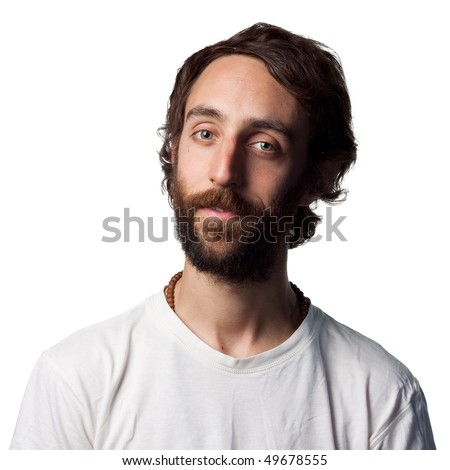 Happy, successful man - stock photo