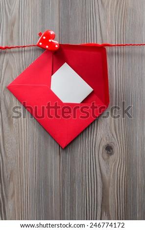 happy valentine - stock photo