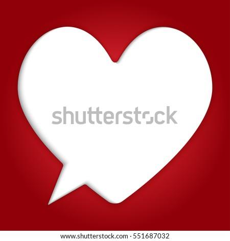 Happy Valentineu0027s Day Card. Valentine Romantic Background. Love Design.  Heart, Love.