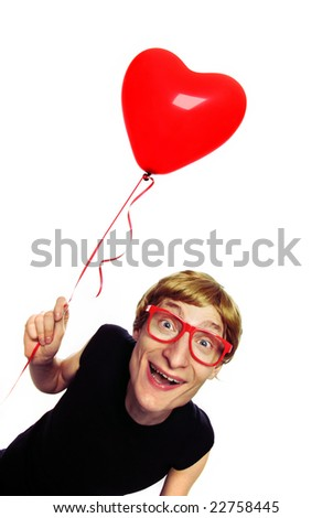 Happy Valentine's!, similar available in my portfolio - stock photo