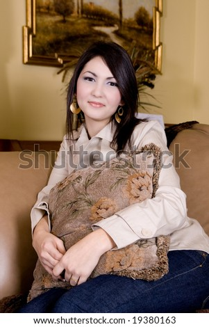 Happy women - stock photo