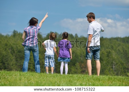 leisure with family