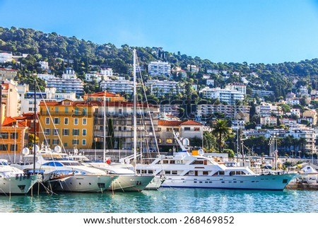 harbor of nice