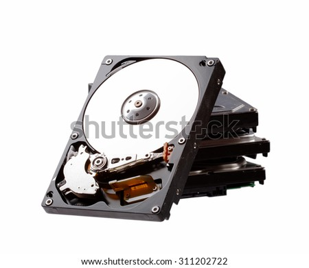 How to recover files from broken external hard drive