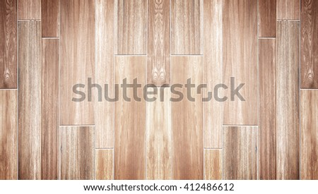 Hardwood maple basketball court floor isolated on white background.