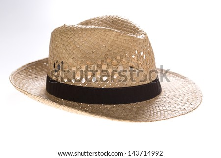 hat - stock photo