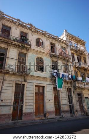 Havana, Cuba - stock photo