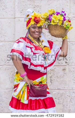 Traditional Cuban Clothing