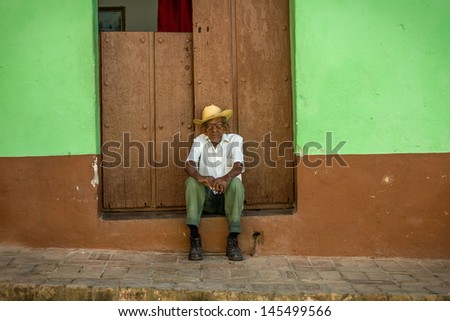 Havana Cuba February Couple Being Stock Photo - Average temperature in cuba in february