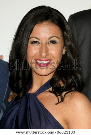 Hayley Tamaddon arriving for The Roof Gardens - 30th Anniversary Party, Kensington Roof Gardens, west London. 06/06/2011  Picture by: Alexandra Glen / Featureflash