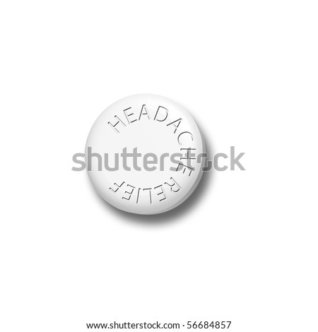 Headache Relief Tablet