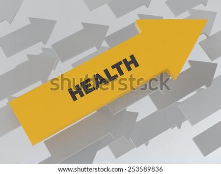 HEALTH - stock photo