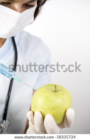 Health and wellness - stock photo