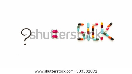 Health care and medicine of medical on background. - stock photo