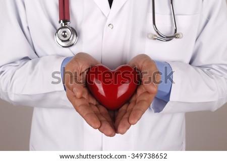 Health Concept: Doctor - stock photo
