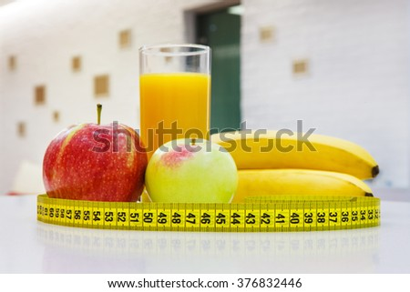 healthy fruits for weight loss fruit table display